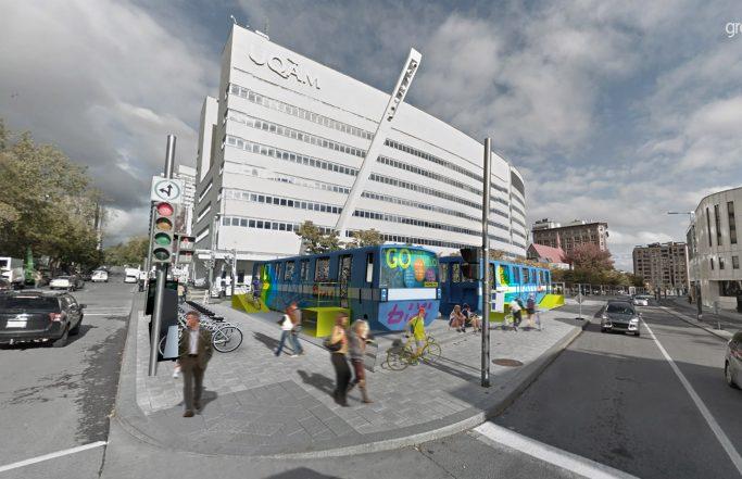 MR-VÉLO : requalification des voitures de métro