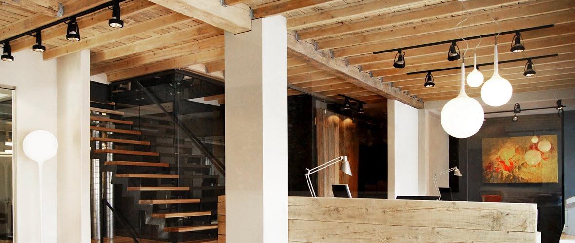 Groupe Leclerc architecture+design