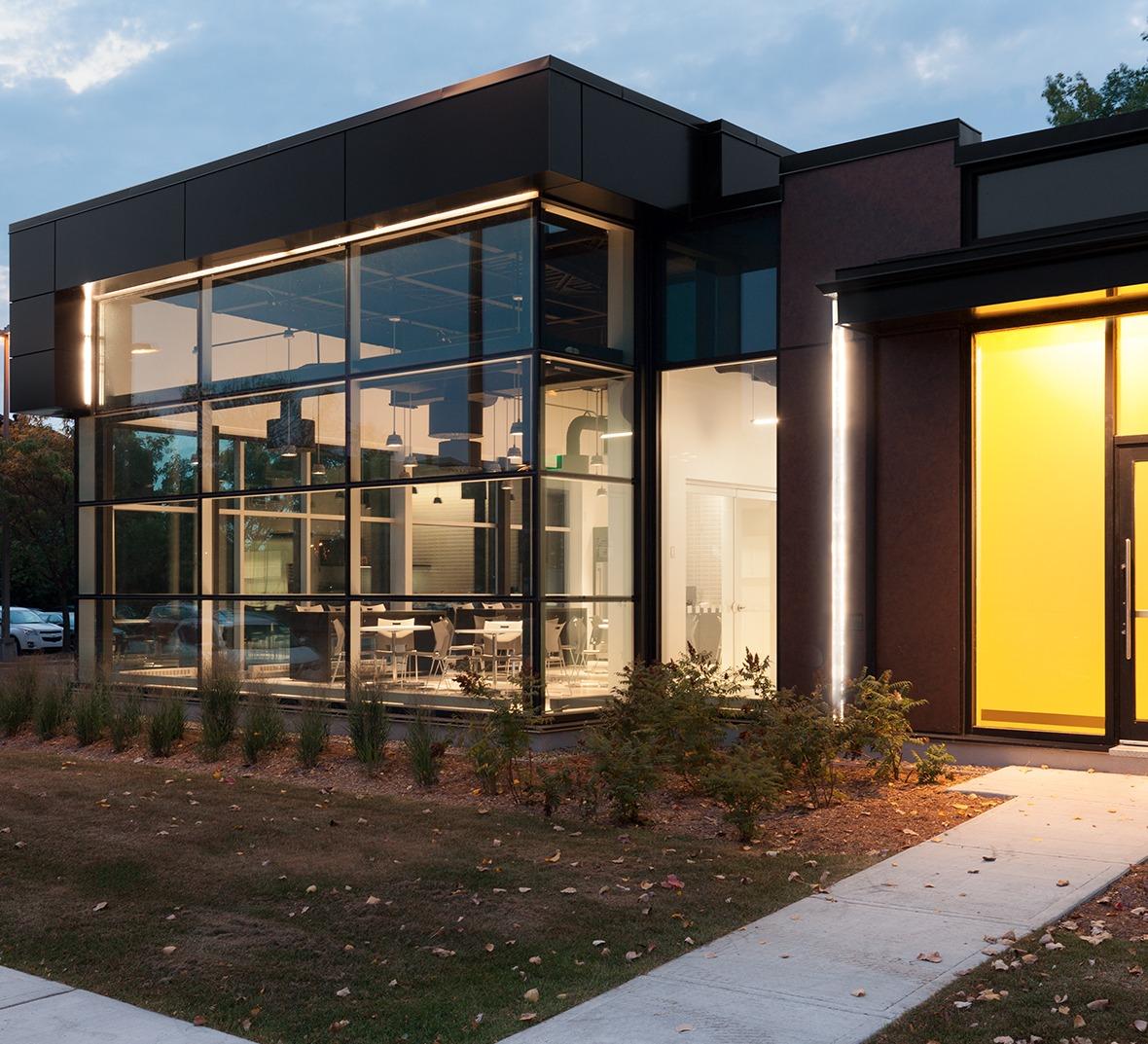 Accueil Groupe Leclerc Architectes et designers