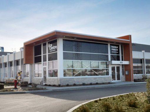 Ateliers Municipaux Saint-Bruno de Montarville