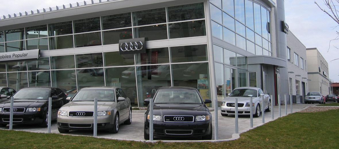 audi 5 - Audi Concessionnaire automobile