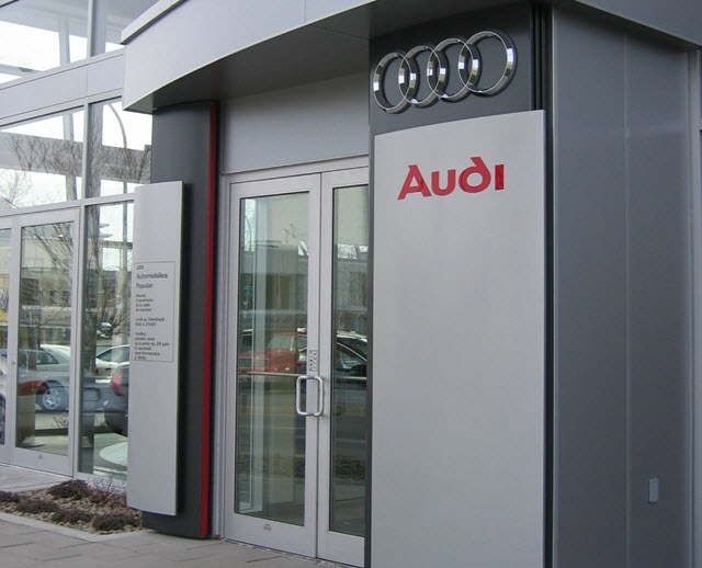 audi 9 - Audi Concessionnaire automobile
