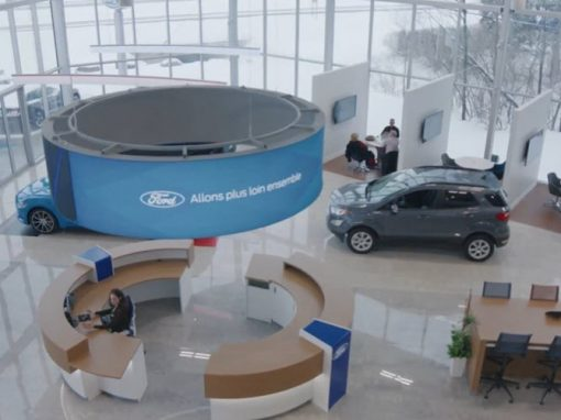 Concessionnaire Ford